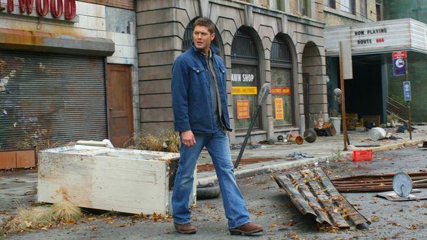 Sam möchte seinen Bruder Dean (Jensen Ackles) im Kampf gegen die Apokalypse u...