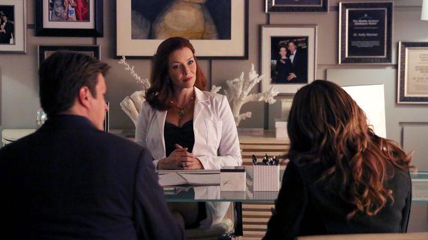 Ihre Ermittlungen führen Castle (Nathan Fillion, l.) und Beckett (Stana Katic...