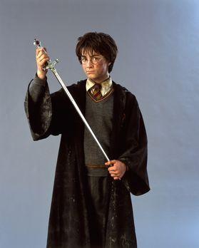 Harry Potter und die Kammer des Schreckens - Macht sich auf, der finsteren Ma...