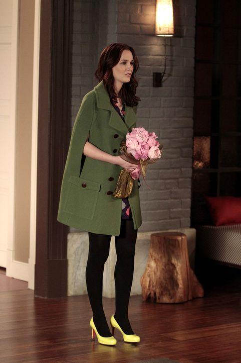 Blair (Leighton Meester) konnte nichts dagegen machen und musste einfach zum Treffen kommen ... - Bildquelle: Warner Bros. Television