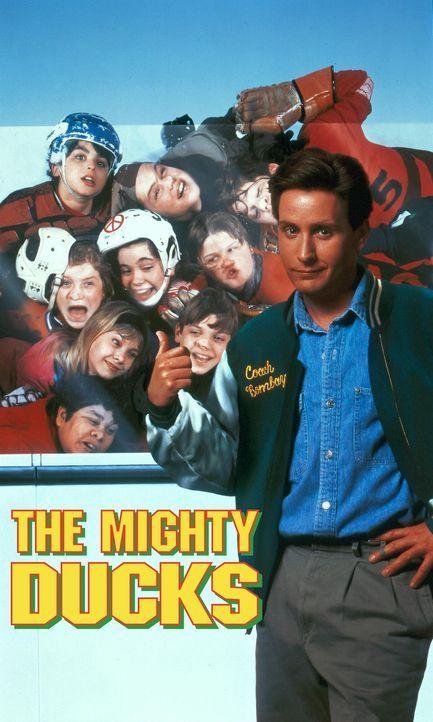 """""""THE MIGHTY DUCKS"""" - Plakatmotiv"""