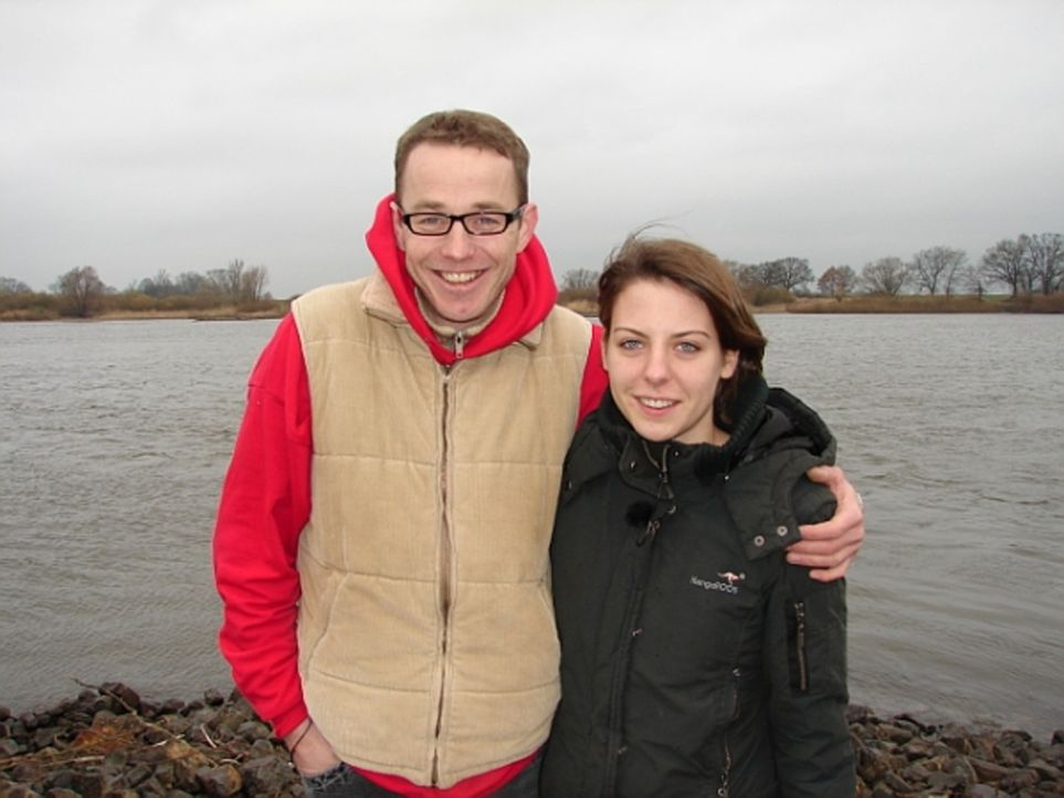 Neuanfang in Costa Rica: Mark Bahl (l.) und seine Freundin Eileen Alex (r.) ... - Bildquelle: kabel eins