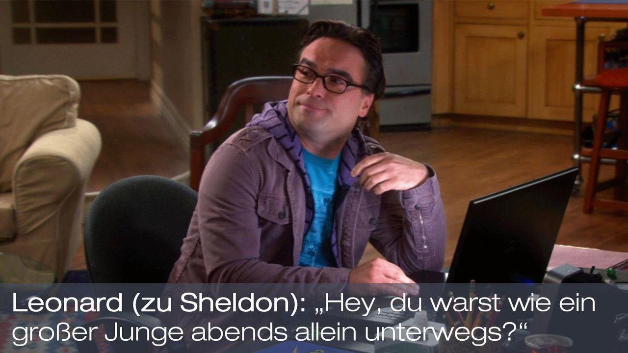 Staffel 6 Folge 7 - Zitat 5 - Bildquelle: Warner Brothers Television