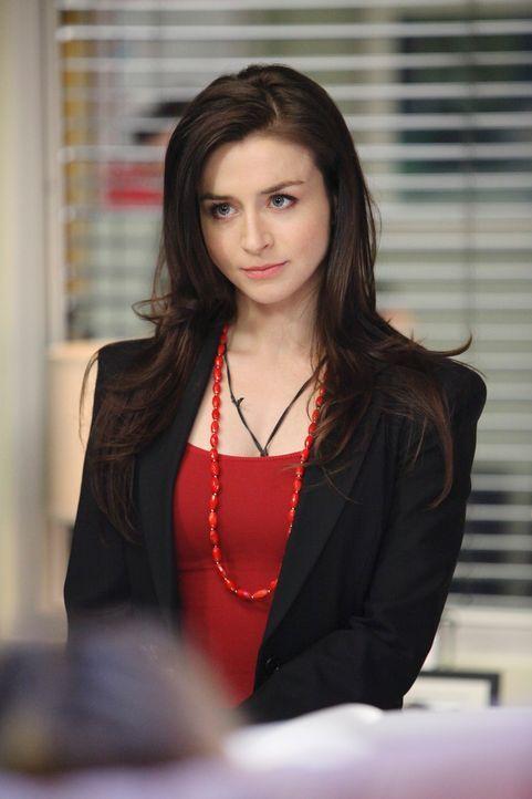 Ist sich sicher, Kayla aus dem Koma wecken zu können: Amelia (Caterina Scorsone) ... - Bildquelle: ABC Studios