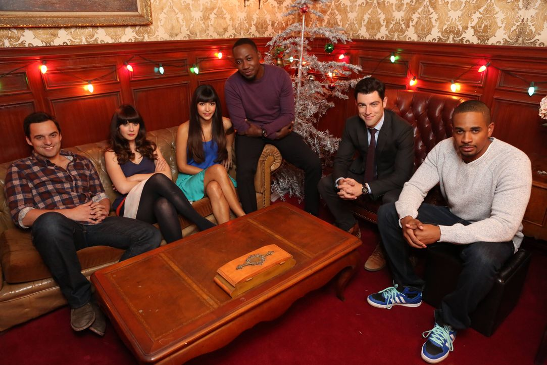 New Girl Behind The Scenes38 - Bildquelle: 20th Century Fox Film Corporation. All rights reserved
