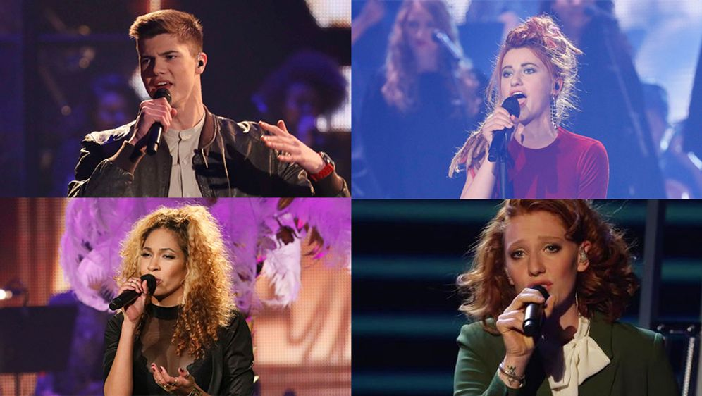 The Voice Of Germany Finalisten 2017