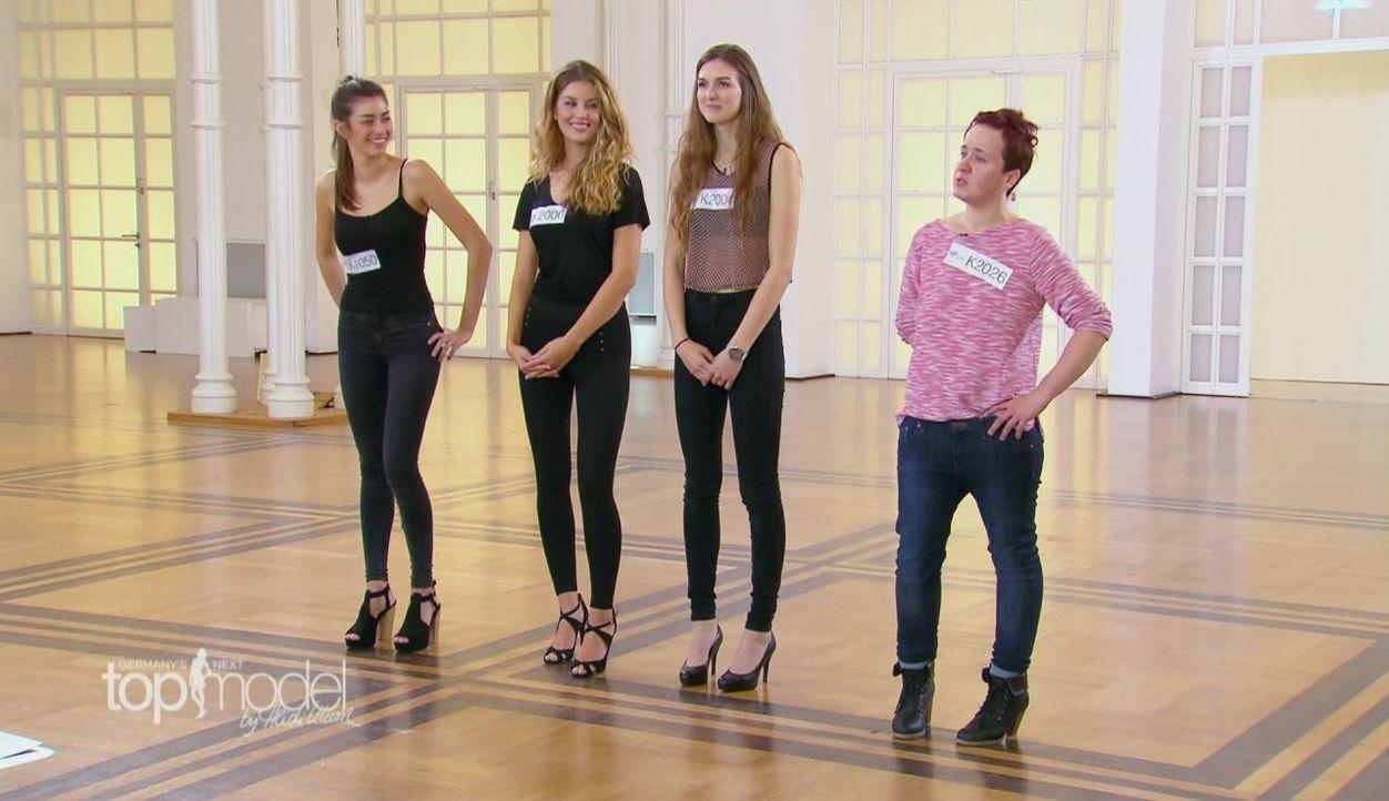 GNTM-S12-Sendung01-Casting-Koeln30 - Bildquelle: ProSieben