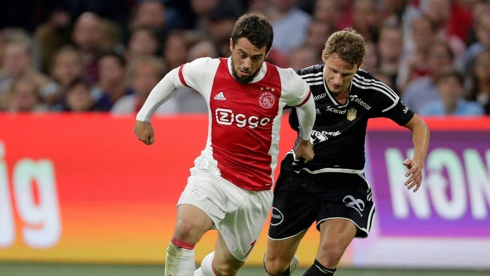 Amin Younes will sich weiter auf Ajax konzentrieren - Bildquelle: FIROFIROSID