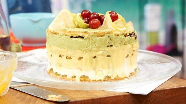 """Naked Cake – Danielas """"Ein Sommernachtstraum"""""""