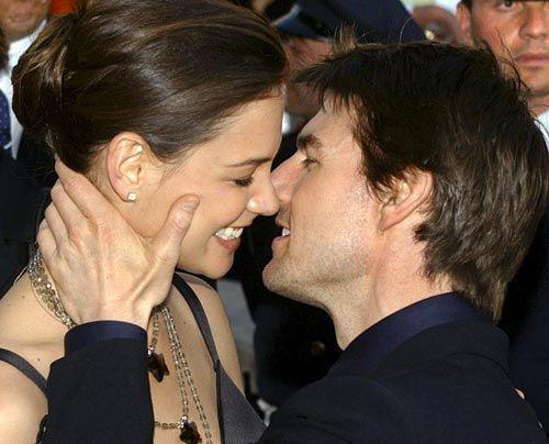 Bildergalerie Tom Cruise und Katie Holmes | Frühstücksfernsehen | Sat.1 Ratgeber & Magazine - Bildquelle: dpa