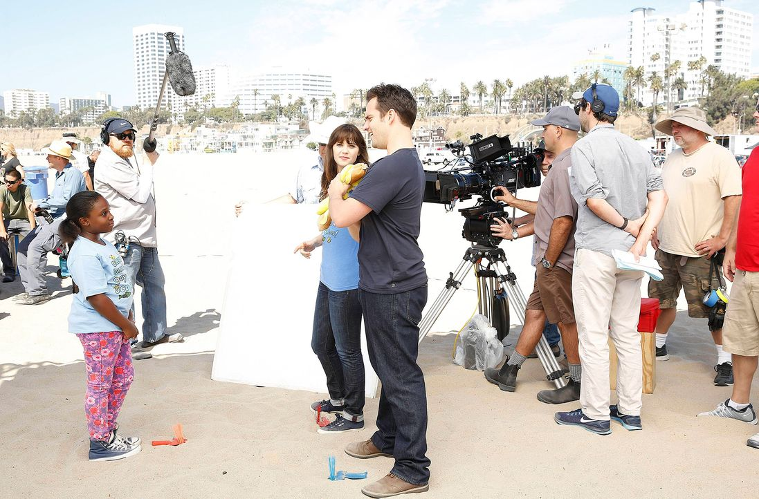 New Girl Behind The Scenes28 - Bildquelle: 20th Century Fox Film Corporation. All rights reserved