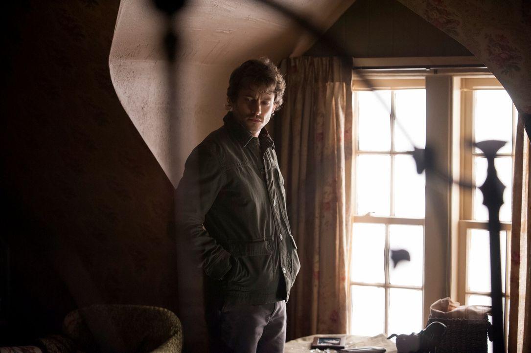 Immer tiefer gerät Will Graham (Hugh Dancy) in seine eigene Welt, in der er Traum und Wirklichkeit nicht mehr voneinander unterscheiden kann ... - Bildquelle: Brooke Palmer 2013 NBCUniversal Media, LLC