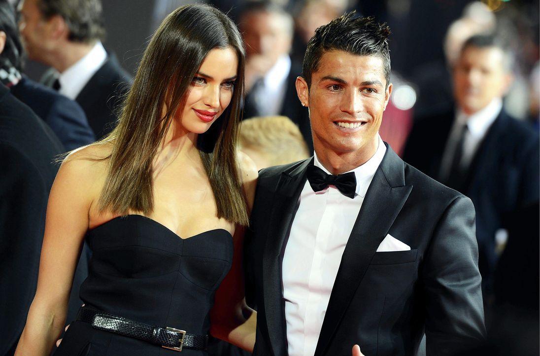 Irina-Shayk-Cristiano-Ronaldo-130107-dpa - Bildquelle: dpa