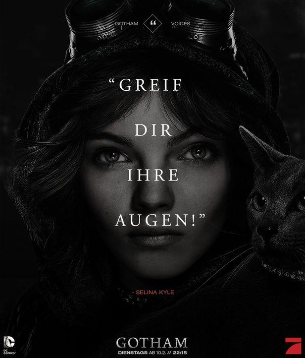 Gotham_Voices_Stimmen_der_Stadt_Zitate_Sprueche_Serie (13) - Bildquelle: DC Comics / Warner Bros. Entertainment, Inc.
