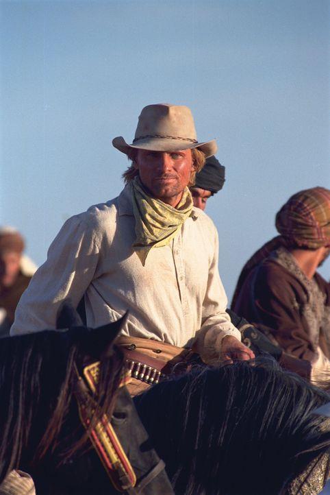1890 lädt Scheich Riyadh den amerikanischen Reiter Frank T. Hopkins (Viggo Mortensen) ein, seine Kräfte mit den stolzesten Reitern des Orients zu me... - Bildquelle: Walt Disney Pictures. All rights reserved