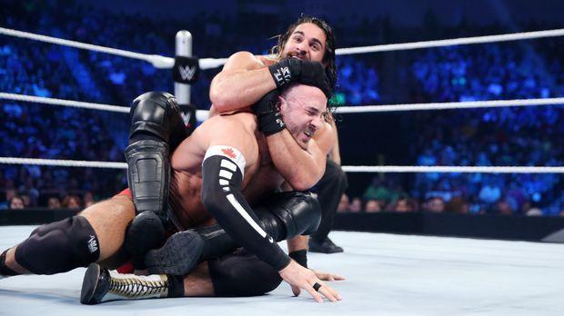 WWE SD 2407