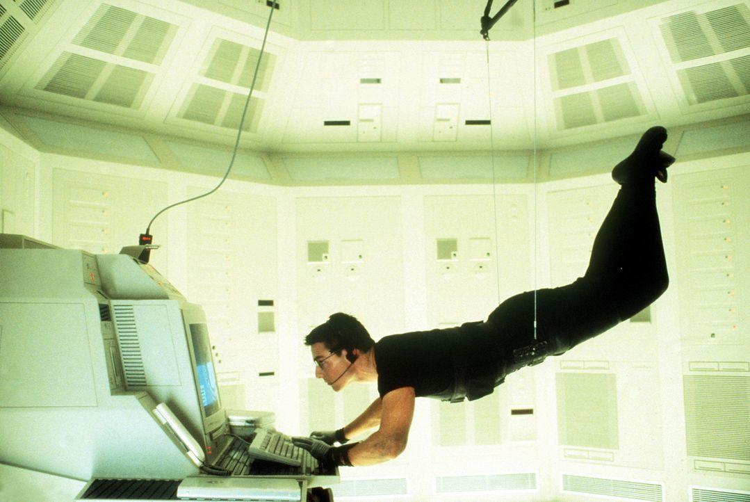 Mission Impossible - Keine Mission ist unmöglich für Ethan Hunt (Tom Cruise) und sein Team ... - Bildquelle: Paramount Pictures