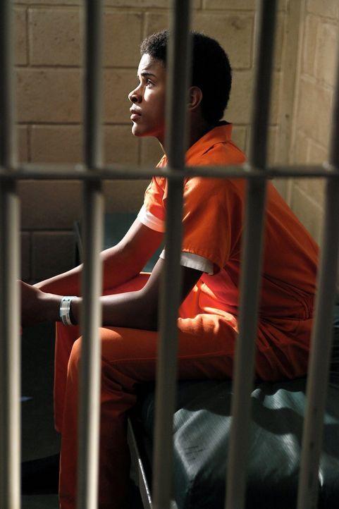 Muss sich vor Gericht verantworten: Willie (Trevor Jackson) ... - Bildquelle: Warner Bros. Television
