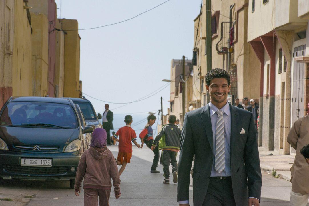 Allen Widerständen und der eigenen Vernunft zum Trotz heiratet Khalid (Mido Hamada) seine Verena. Sind seine Gefühle stark genug, die massiven Anfei... - Bildquelle: Sylvia Zeitlinger SAT.1