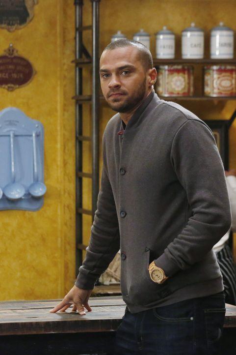 Aufgrund eines schrecklichen Unfalls wird Jackson (Jesse Williams) zur Zusammenarbeit mit Matthew gezwungen ... - Bildquelle: ABC Studios