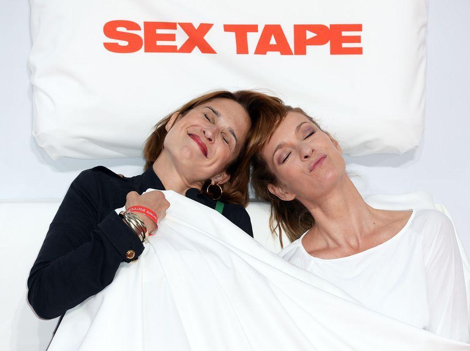 Tanya-Neufeldt- Lisa- Martinek-14-09-05-Sex-Tape-dpa - Bildquelle: dpa