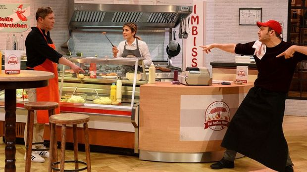 Mord Mit Ansage - Die Krimi-impro Show - Mord Mit Ansage - Die Krimi-impro Show - Staffel 1 Episode 1: Mord Im Imbiss