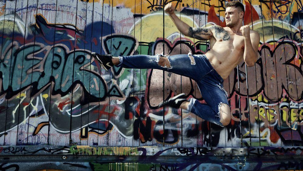 ran FIGHTING - Steko's Fight Club - Bildquelle: M. Wilfing SAT.1 / Michael Wilfling
