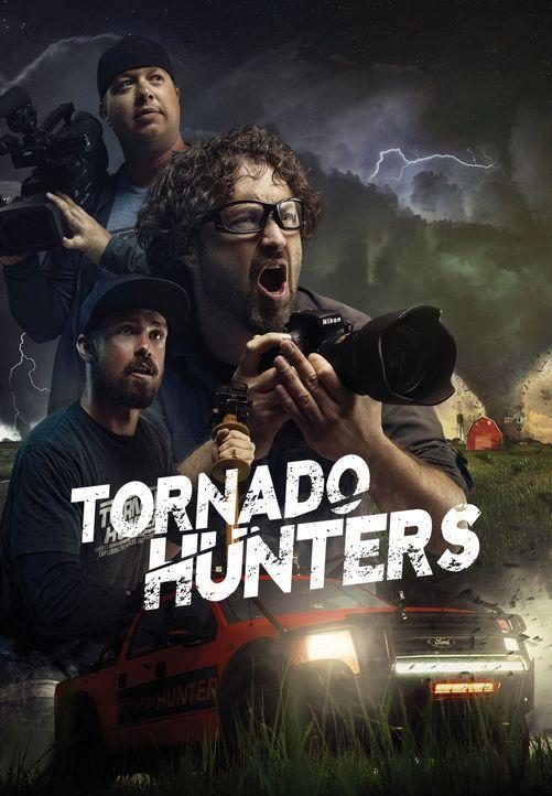 Tornado Hunters - Plakat