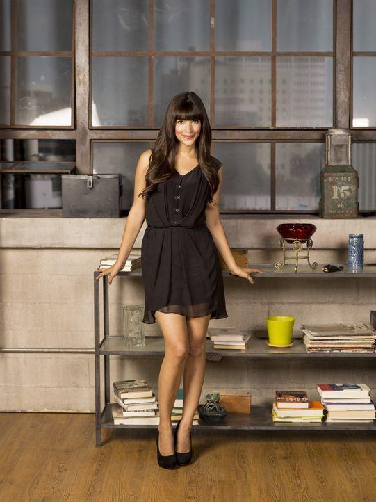 (3. Staffel) - Jess' beste Freundin aus Kindheitstagen: Cece (Hannah Simone) ... - Bildquelle: TM &   2013 Fox and its related entities. All rights reserved.