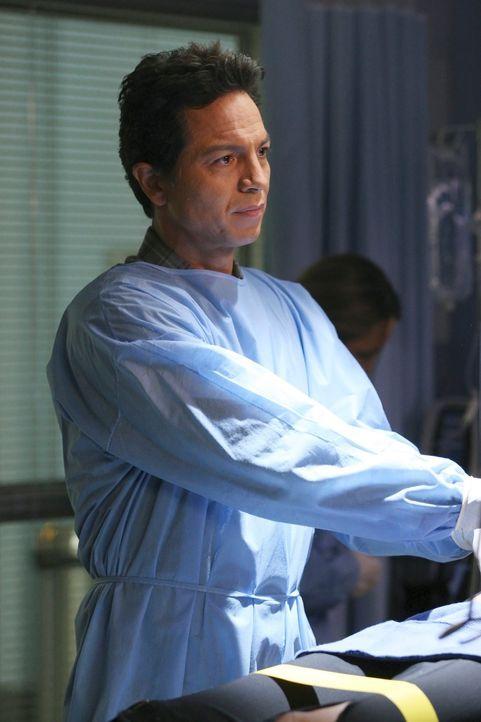 Steht vor einer äußerst schwierigen Entscheidung: Jack (Benjamin Bratt) ... - Bildquelle: ABC Studios
