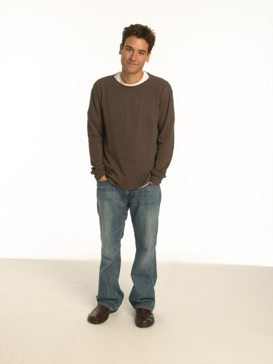 (1. Staffel) - Einblick in die Vergangenheit von Ted (Josh Radnor) und seinen Freunden ... - Bildquelle: 20th Century Fox International Television