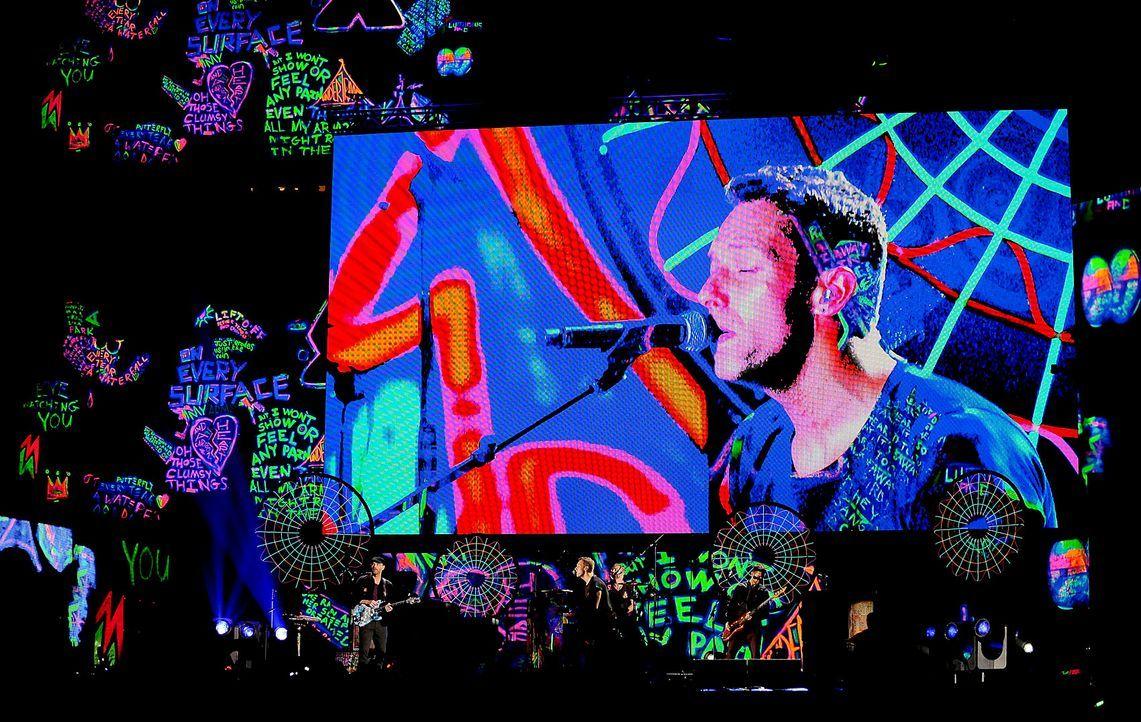 Coldplay-12-02-12-AFP - Bildquelle: AFP