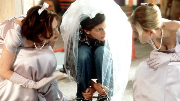 Die Braut, die sich nicht traut - Wird sich Maggie Carpenter (Julia Roberts,...