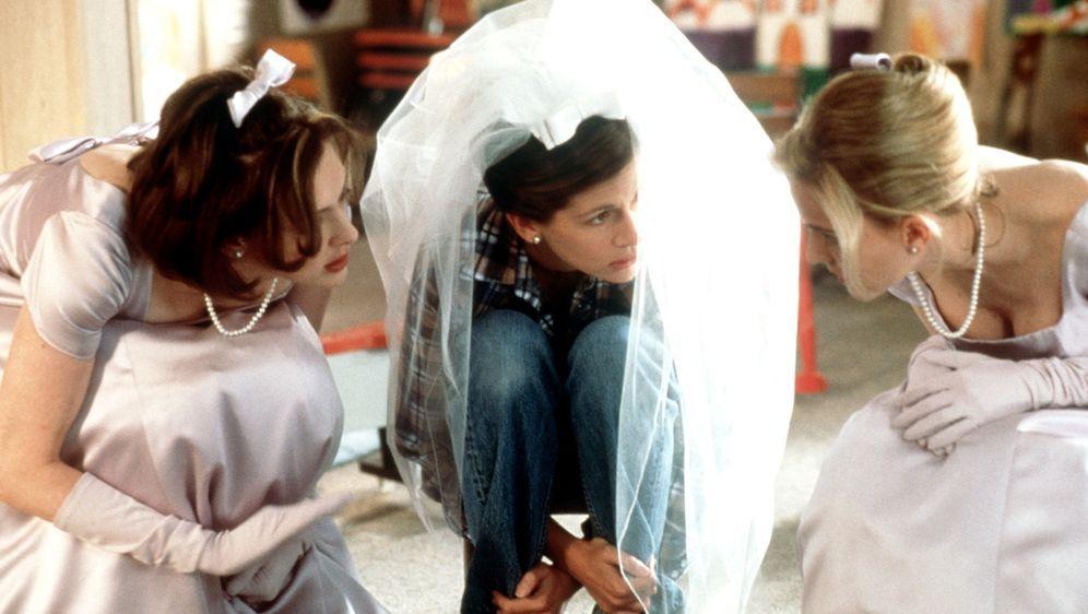 Die Braut, die sich nicht traut - Bildquelle: Buena Vista International