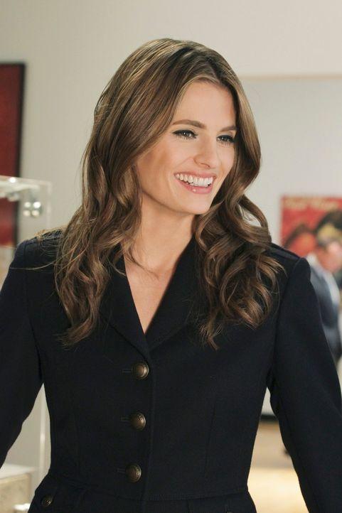 Versucht ihre Eifersucht zu überspielen: Kate Beckett (Stana Katic) - Bildquelle: 2011 American Broadcasting Companies, Inc. All rights reserved.