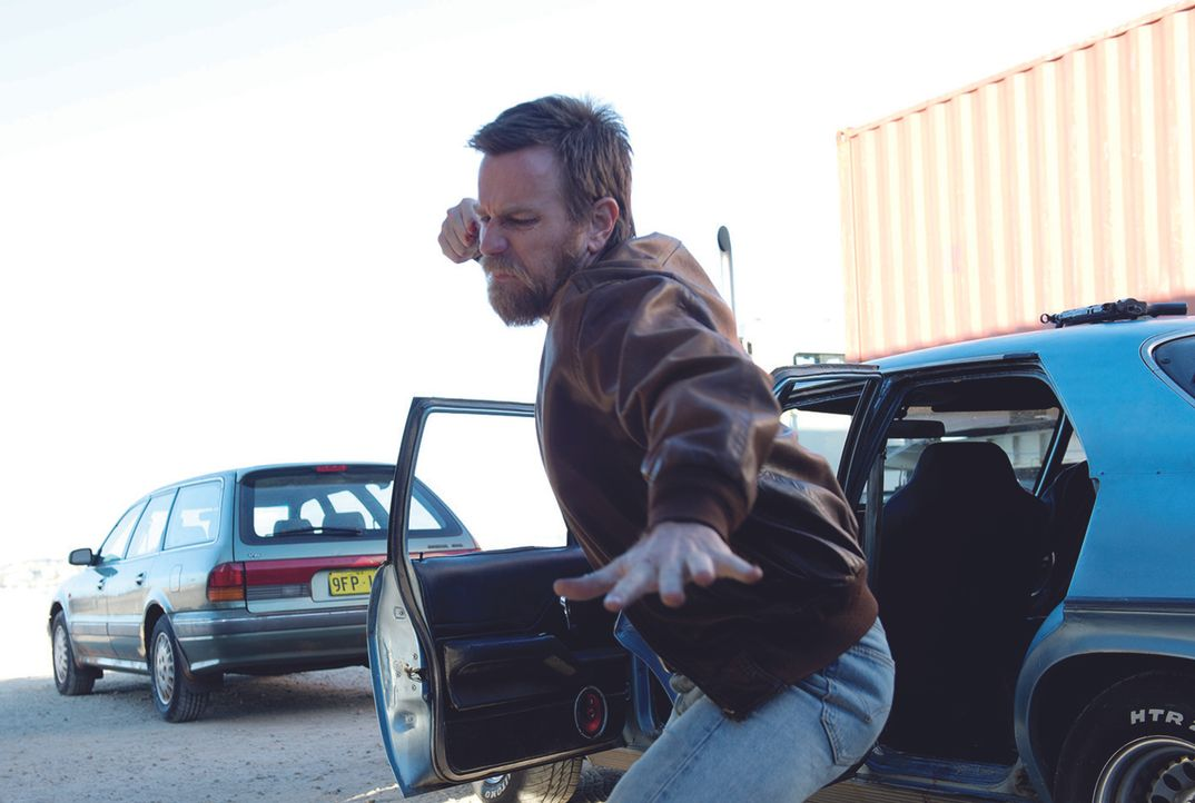 Der berüchtigte Gangster Brendan Lynch (Ewan McGregor) kennt kein Pardon, wenn ihm jemand in die Quere kommt ... - Bildquelle: 2014 ASCOT ELITE Home Entertainment GmbH. Alle Rechte vorbehalten