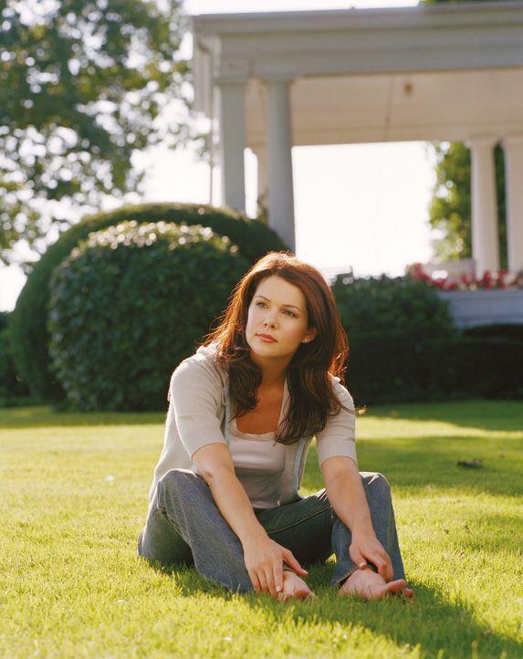 Erfüllt sich Lorelai (Lauren Graham) endlich den Traum von einem eigenen Hotel? - Bildquelle: 2001 Warner Bros. Entertainment, Inc.