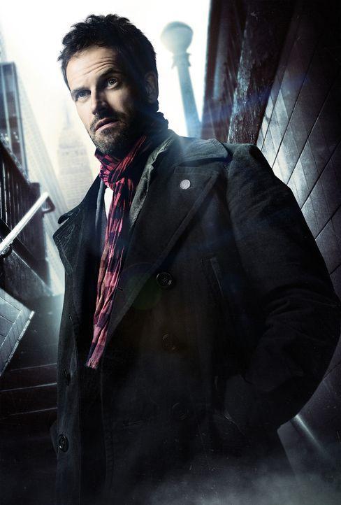 (1. Staffel) - Sherlock Holmes (Jonny Lee Miller), der exzentrische Engländer, hatte ein gravierendes Drogenproblem und musste einen Drogenentzug in... - Bildquelle: CBS Television