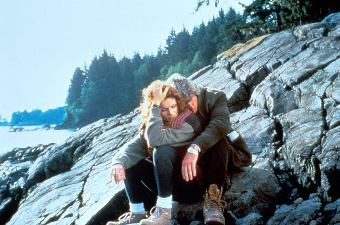 Nur in der Ehe mit Olivia (Lolita Davidovich, l.) kann Vincent Eastman (Richard Gere, r.) die Erfüllung finden, die er immer suchte ... - Bildquelle: Paramount Pictures