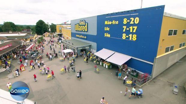 Xxl Tv 18 Six: XXL Supermarkt