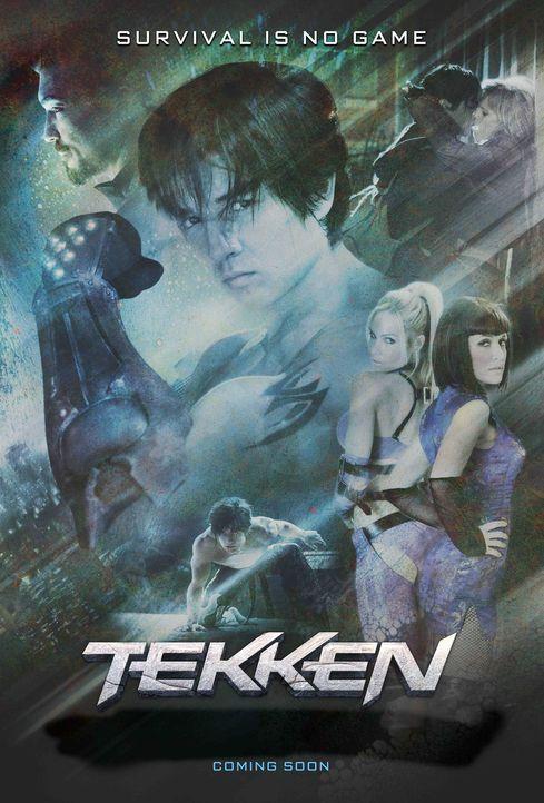 Tekken - Plakatmotiv - Bildquelle: 2010 CST PRODUCTIONS, LLC   ALL RIGHTS RESERVED