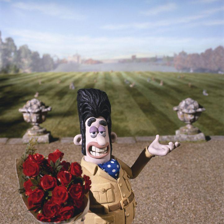 Der schmierige Lord Victor Quartermaine (Bild) macht Lady Tottington den Hof. Hat er wirklich Chancen bei der wählerischen Dame? - Bildquelle: Telepool GmbH