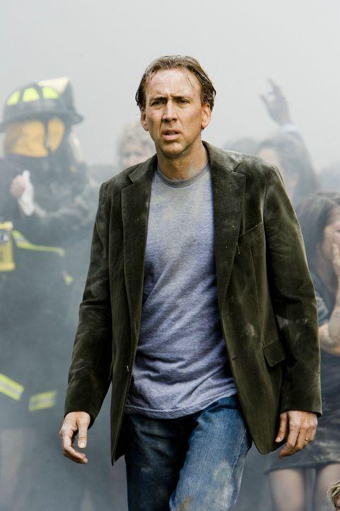 Als der Astrophysiker John Koestler (Nicolas Cage) versucht, die Vernichtung der Erde zu verhindern, gerät er mitten ins Zentrum von Tod und Zerstör... - Bildquelle: 2009 Summit Entertainment, LLC.  All Rights Reserved
