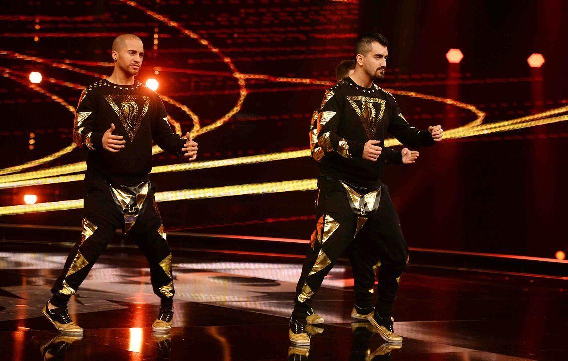 Got-To-Dance-FanatiX-01-SAT1-ProSieben-Willi-Weber - Bildquelle: SAT.1/ProSieben/Willi Weber