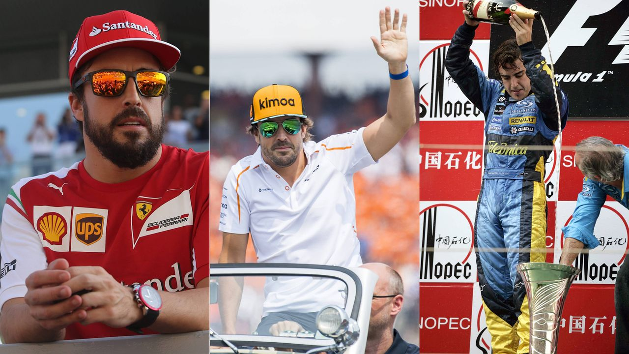 Formel 1: Fernando Alonsos spektakuläre Karriere