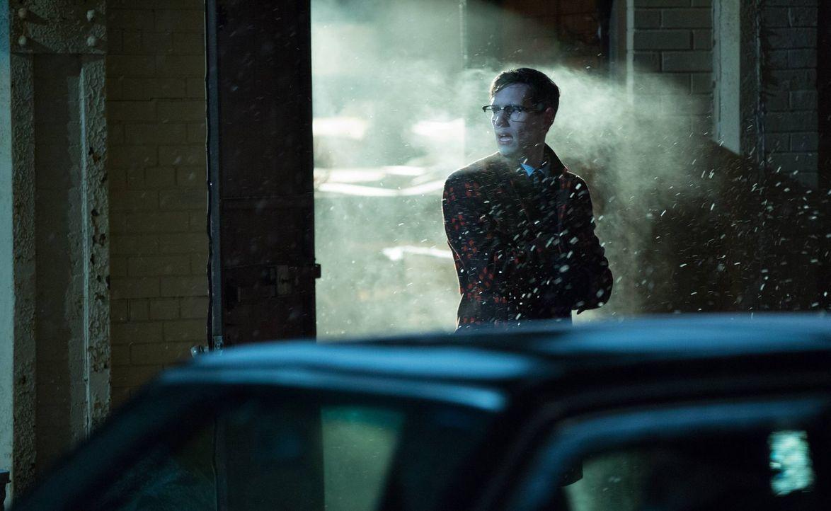 Versucht alles, um Gordon aus dem Weg zu räumen: Nygma (Cory Michael Smith) ... - Bildquelle: Warner Brothers
