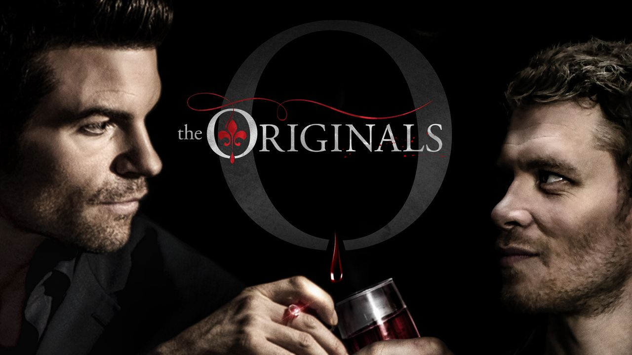 (5. Staffel) - The Originals - Artwork - Bildquelle: Warner Bros.
