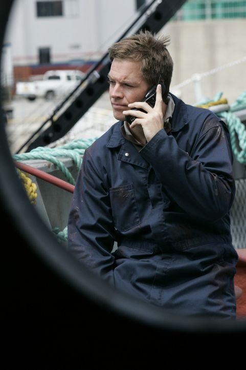 Nach einer Explosion auf einem Frachtschiff der Navy landet Gibbs schwer verletzt im Krankenhaus. Vorübergehend übernimmt Tony (Michael Weatherly)... - Bildquelle: CBS Television