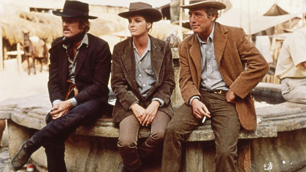 Butch Cassidy and the Sundance Kid - Bildquelle: Twentieth Century-Fox