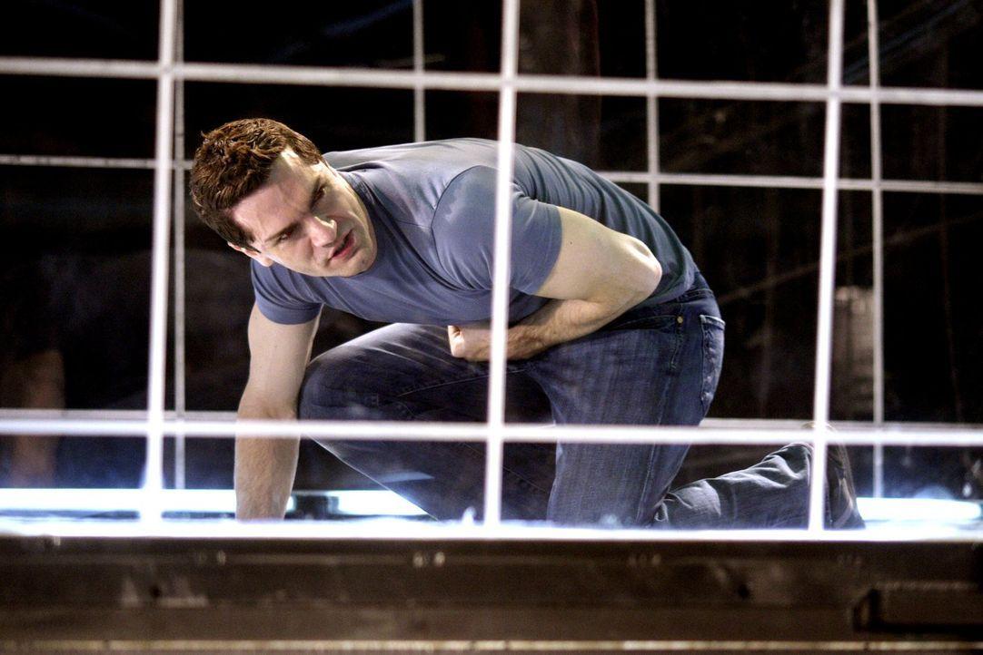 Als endlich die Wahrheit über Davis (Sam Witwer) herauskommt, ist es bereits zu spät ... - Bildquelle: Warner Bros.